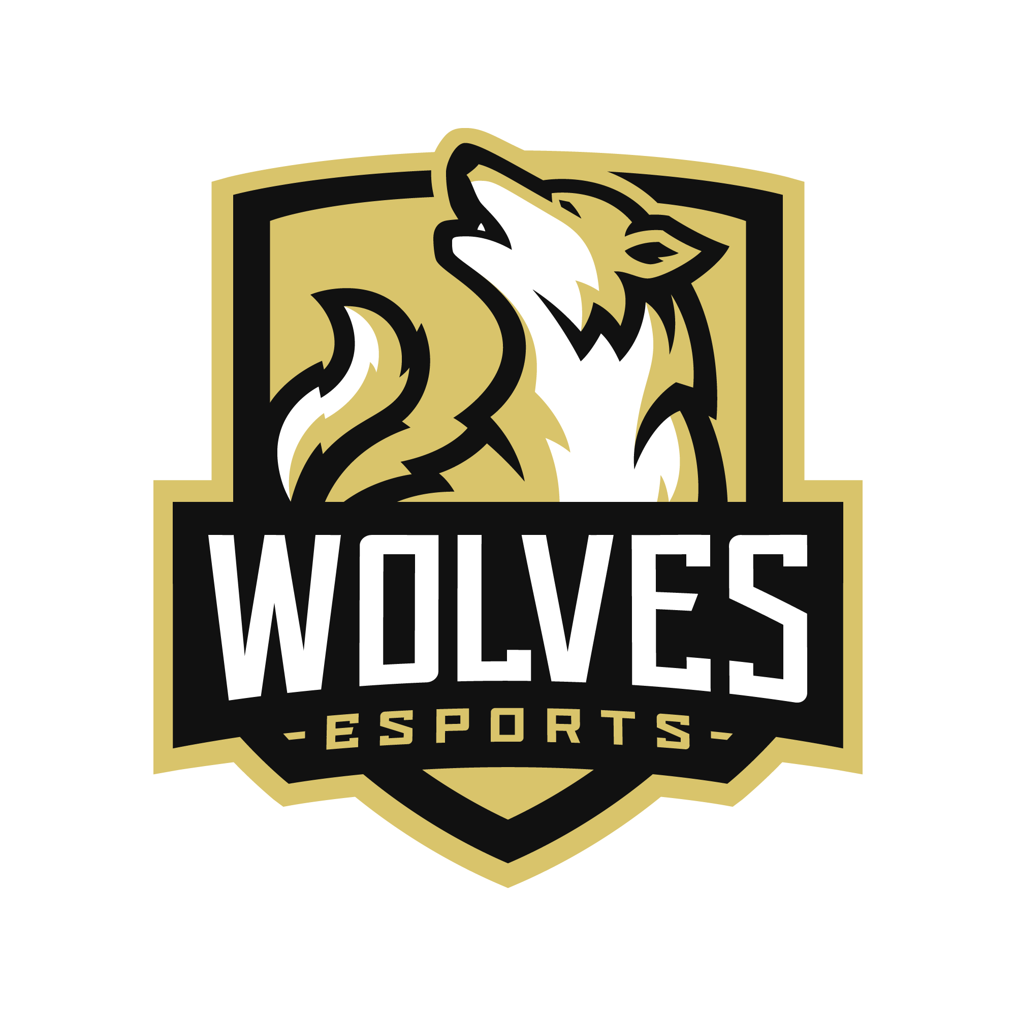 Logo & Resources - Wolves Esports