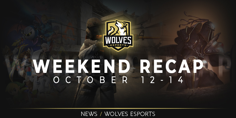 Weekend Recap October 12-14