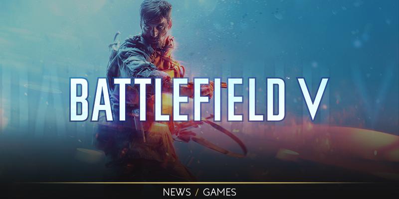 Game release: Battlefield V