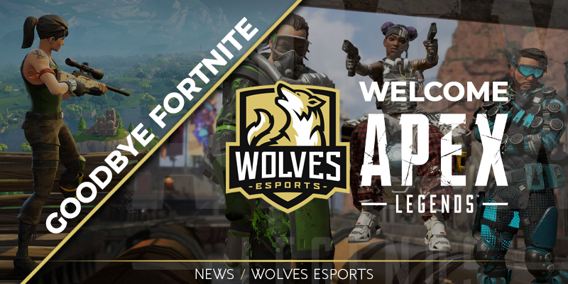 Goodbye Fortnite – Welcome, Apex Legends
