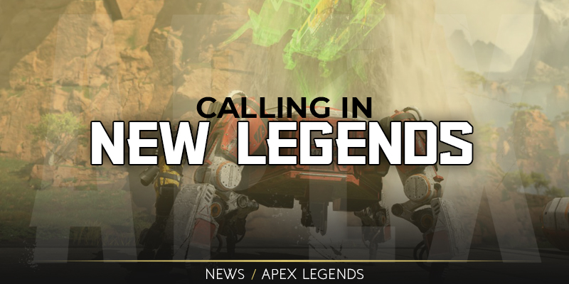 Calling In New Legends