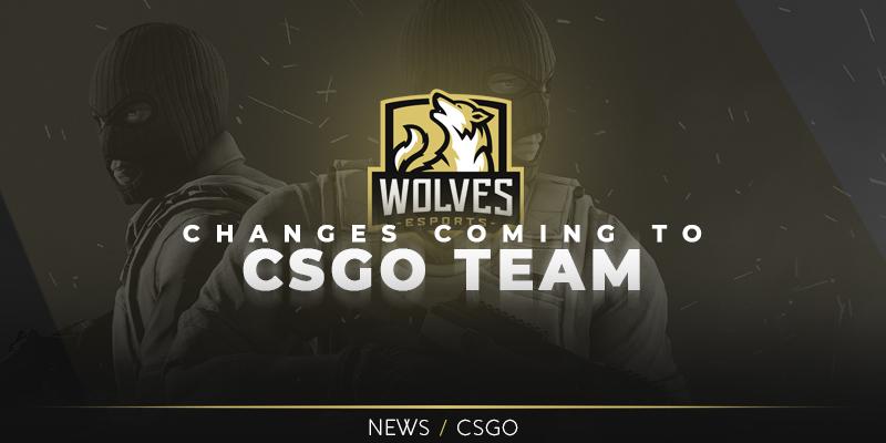 CSGO team changes