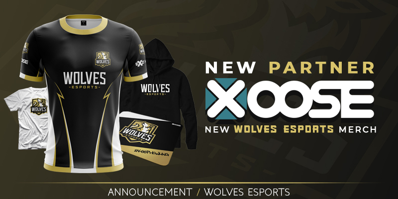 New Partner in XOOSE – New merchandise