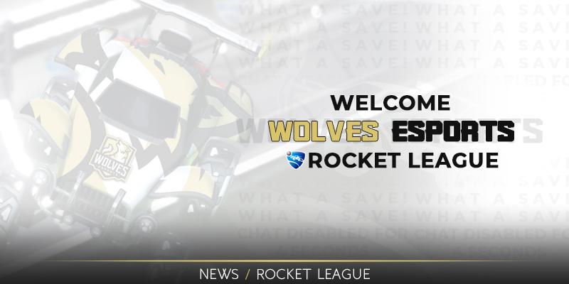 Wolves join Rocket League
