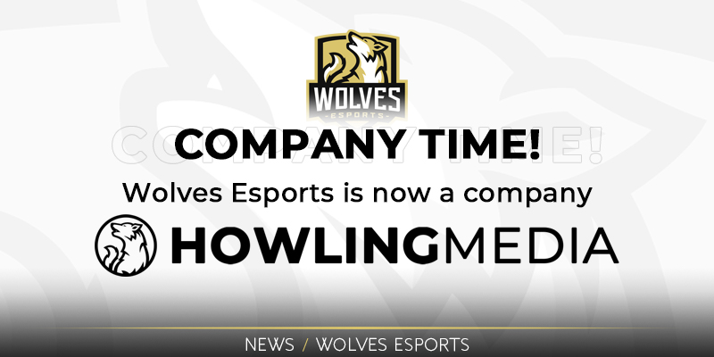 Wolves Esports now a company
