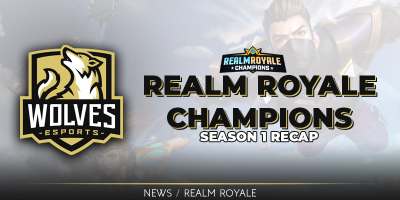 Season Review: Realm Royale Champions