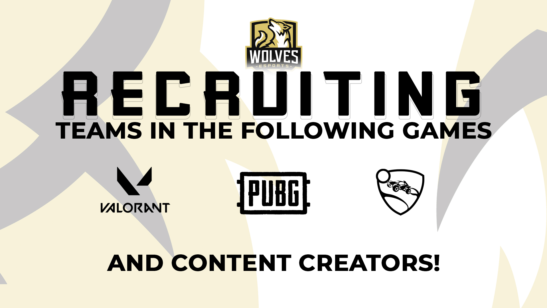 Wolves Recruiting Pt.2